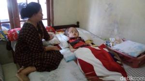 Menengok Fahri, Bocah Penderita Hydrocephalus di Semarang