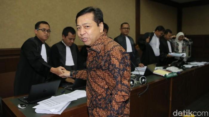 Setya Novanto (Foto: Agung Pambudhy/detikcom)