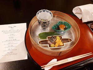 Begini Pengalaman Menyantap Set Menu Mewah di Resto Jepang Bergaya Tradisional
