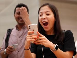 iPhone Jadi Gadget Terlaris 2017