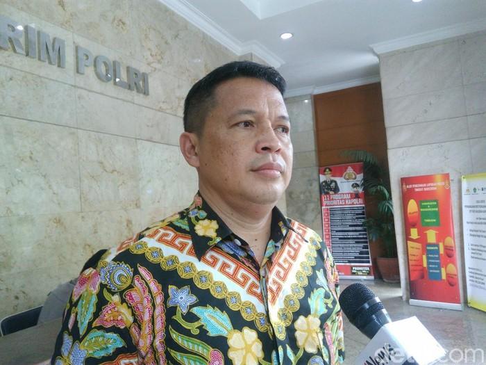 Direktur Tindak Pidana Ekonomi Khusus Bareskrim Polri Brigjen Agung Setya