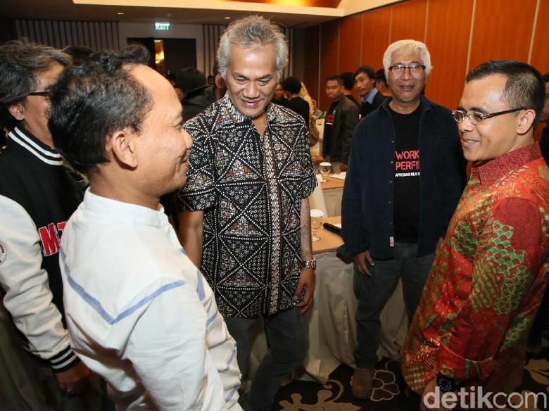Jadi Tuan Rumah AFI, Sineas Indonesia Berbagi Ilmu di Banyuwangi
