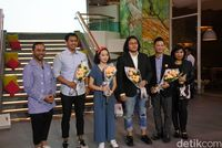 Nikmati Ragam Kuliner Dunia di 'Flavors Of The World' Racikan 5 Celebrity Chefs