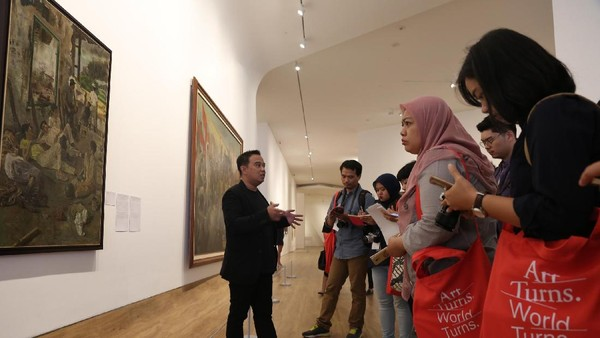 Museum MACAN Resmi Dibuka, 90 Koleksi Haryanto Adikoesoemo Dipamerkan