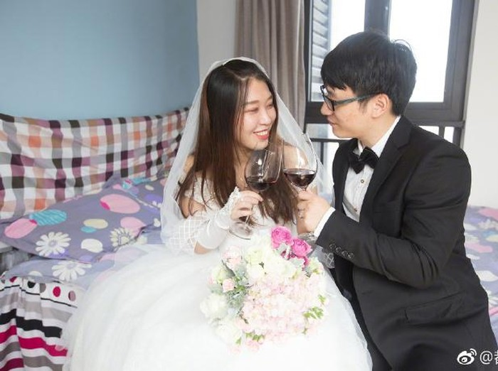 Foto: Weibo