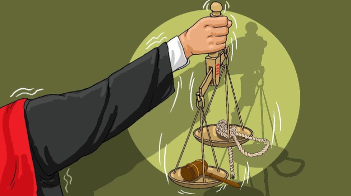 Ilustrasi Kasus Yusman Telaumbanua