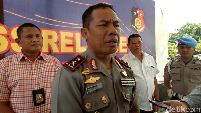 Polisi Cari Pegawai BUMN yang Diduga Danai Teroris Sumsel