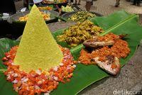 Masakan Indonesia yang bisa dicicip di Flavors Of The World.