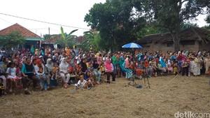 Lestarikan Budaya, Masyarakat Losari Cirebon Gelar Festival