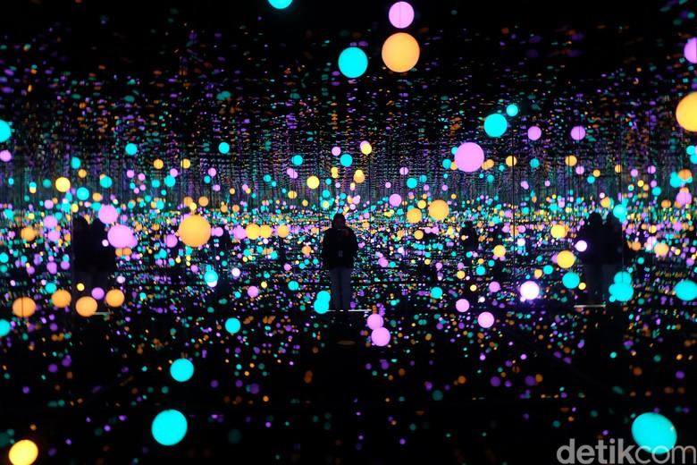 Kabar Bahagia! Infinity Room Yayoi Kusama Hadir Permanen di Museum MACAN