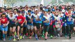 Atraksi Paramotor Meriahkan CT ARSA Foundation Charity Fun Run 2017