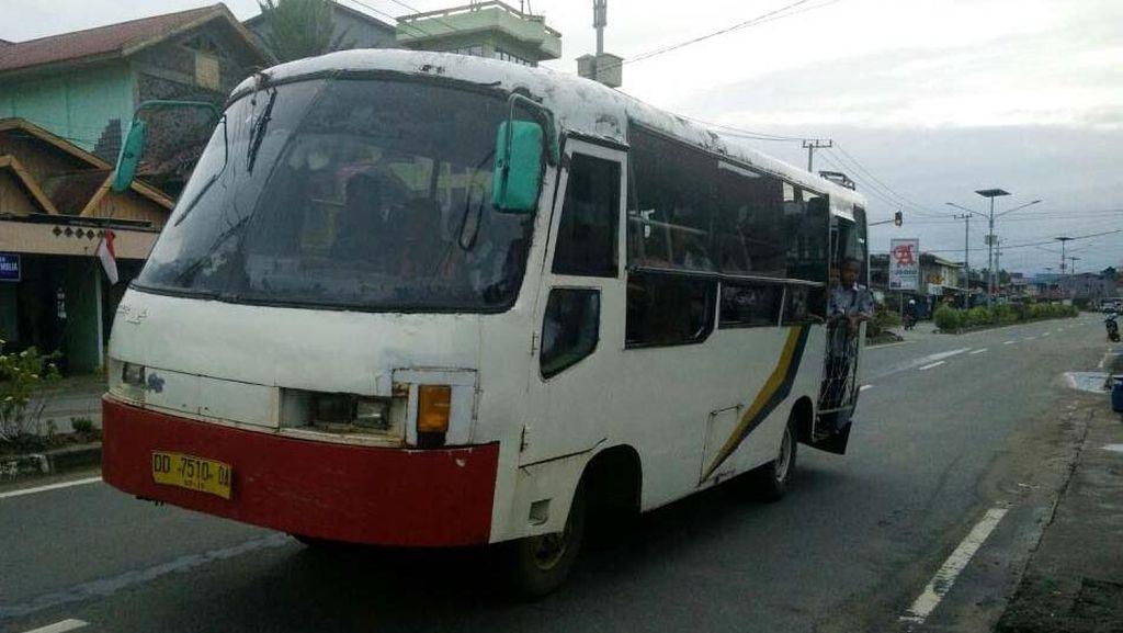 Ini Dia Angkutan Umum di Pulau Terluar RI