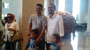 Melihat Sosok Bobby, Pria Batak Calon Menantu Jokowi