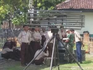 TNI Ajak Pelajar Ikut Program Sahabat Sejati, Ini Kegiatannya