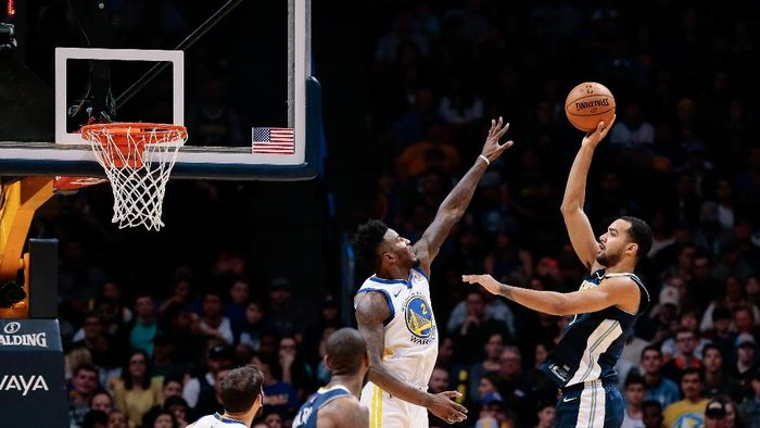 Denver Nuggets vs Golden State Warriors (Foto: Isaiah J. Downing-USA TODAY Sports)