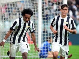 Juventus Susah Payah Kalahkan Benevento