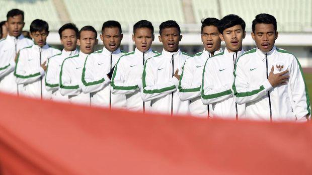 LIVE: Timnas Indonesia U-19 vs Taiwan di Piala Asia U-19 2018