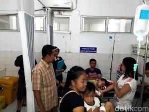21 Warga Kota Sukabumi Keracunan Bubur Ayam