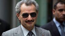 Pangeran Alwaleed yang Ditahan Bakal Bebas dalam Beberapa Hari