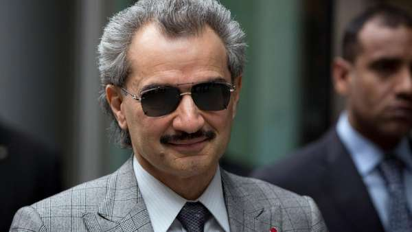 Daftar Perusahaan Pangeran Alwaleed yang Terciduk KPK Saudi