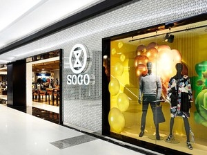 SOGO Department Store Buka Gerai ke-18 di Supermal Karawaci