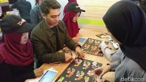 Terjun di Dunia Kuliner, Ricky Harun Jualan Cubanos di Bandung