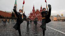 Puncak Corona Terlewati, Rusia Akan Gelar Parade Militer 24 Juni