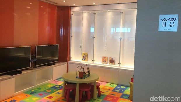 Kids area (Erna/detikTravel)