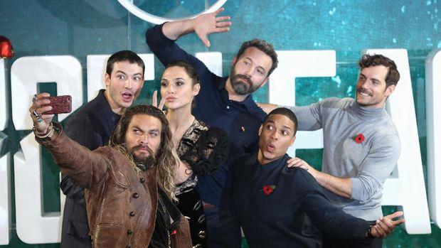 Tenang Robert Pattinson, Ben Affleck Juga Awalnya Ditolak Jadi Batman