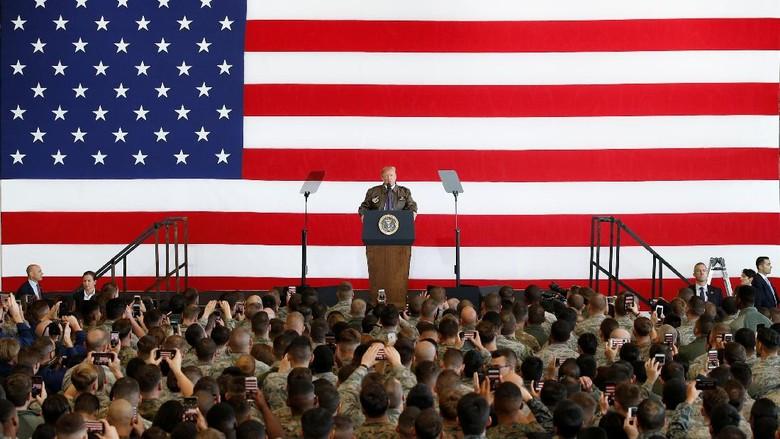 Peringatan Rusia untuk AS yang Akan Kirim 1.000 Tentara ke Timur Tengah