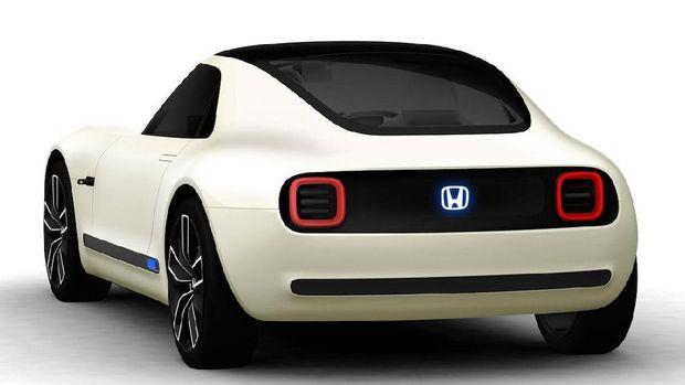 Honda Sports EV: Anda Mengendarai Mobil Sport Listrik dan Berkomunikasi dengannya