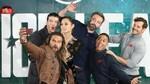 Perkumpulan Superhero DC di Comic-Con International