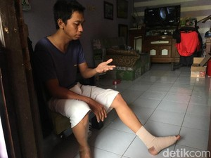 Syamsuddin Ungkap Momen Jatuhnya Parapet Proyek MRT di Jaksel