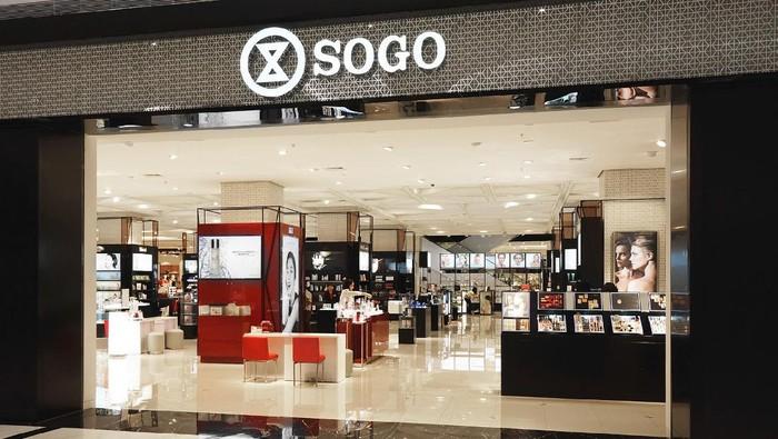 pembukaan SOGO DepartmentStore di Supermal Karawaci