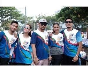 Punya Anak Bukan Halangan Nadia Mulya  Tetap Rajin Olahraga