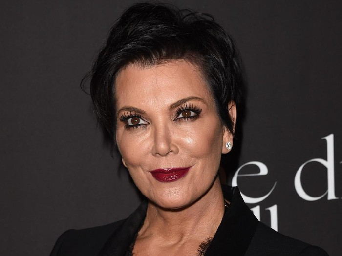 Kris Jenner unggah foto tanpa makeup. Foto: dok. Getty Images