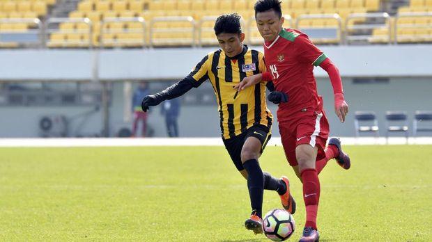 Feby Eka Putra terakhir sempat dicoba saat melawan Bali United.