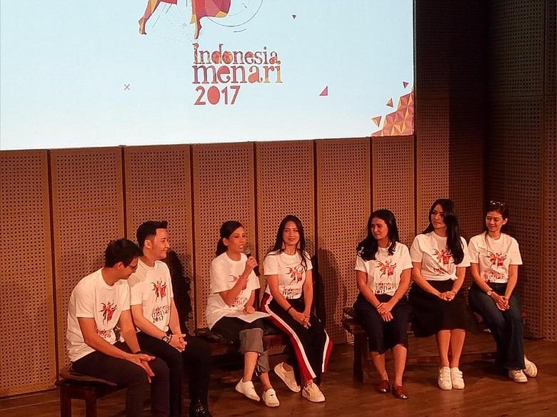 Tunjukkan Tari Tradisional dan Modern Lewat Indonesia Menari 2017