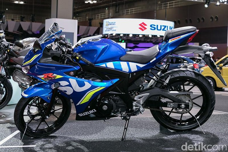 Suzuki GSX-R125 ABS. Foto: Suzuki