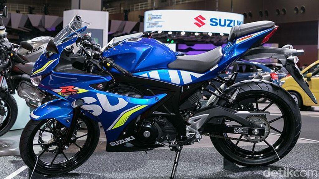 Recall GSX 125 di Inggris, Ini Tanggapan Suzuki Indonesia