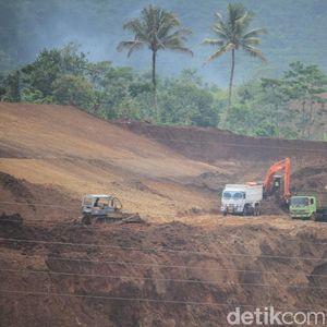 Proyek KA Cepat Jakarta-Bandung Terkendala Pembebasan Lahan