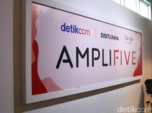 Startup Daerah Unjuk Gigi di Amplifive
