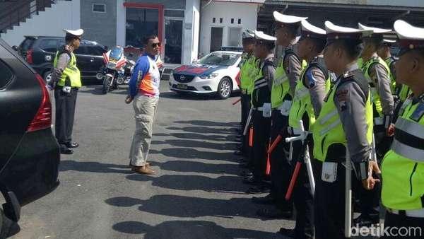 Kahiyang Nikah, Anggota Polres Magelang dan Temanggung BKO ke Solo