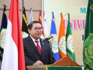 Novanto Jadi Tersangka Lagi, Fadli: Serahkan pada Proses Hukum