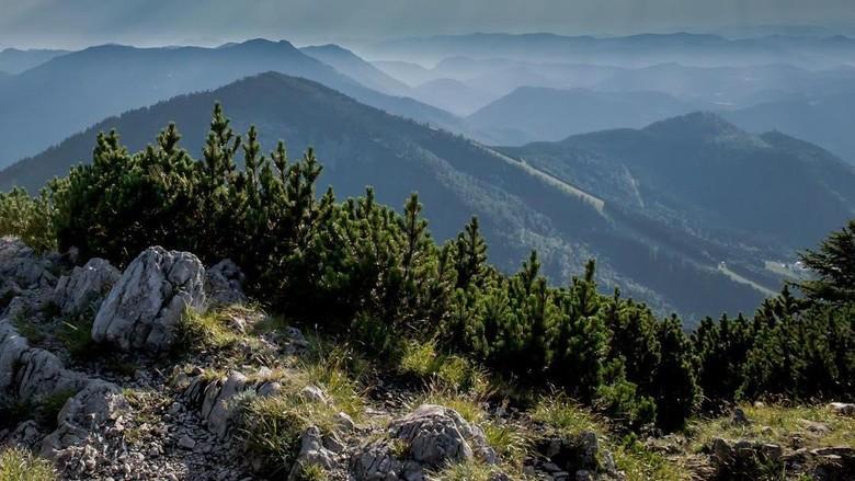 Foto: Gunung Oetscher di Austria (oetscher/Instagram)