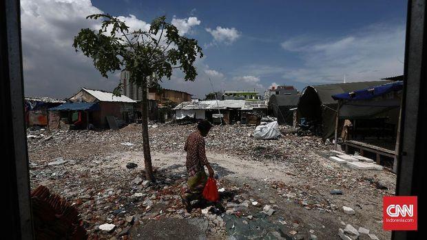 Entas Kemiskinan dengan Dana Kelurahan