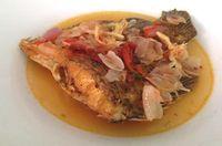 Sedapnya Ikan Gurame 'Terbang' hingga Gurame Saus Telur Asin yang Gurih