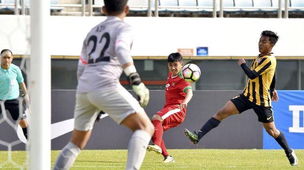 Witan Sulaeman membuka peluang untuk Timnas Indonesia U-22. (