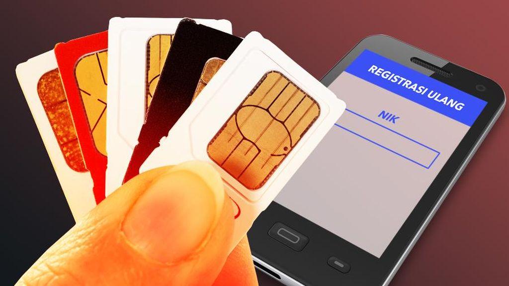 Sah! 254 Juta Nomor SIM Card Resmi Terdaftar