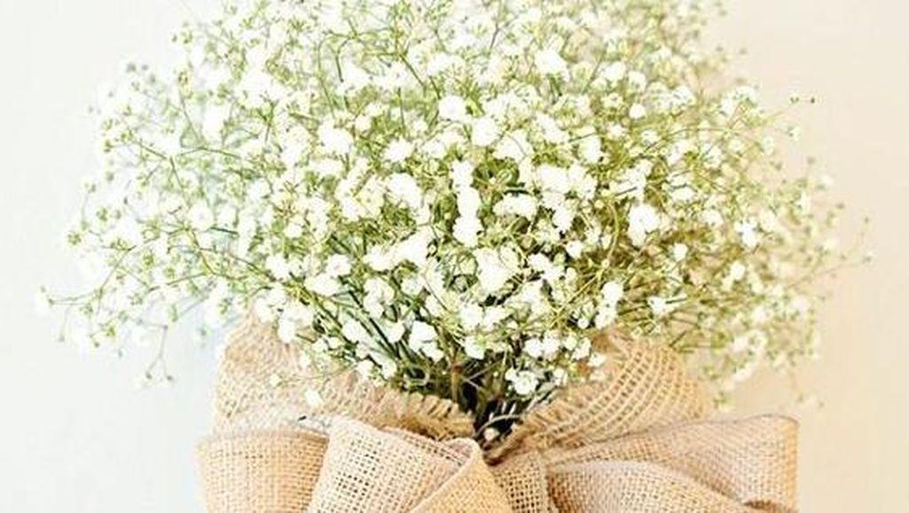 Calon Pengantin Perlu Tahu, Makna-makna Bunga di Acara Pernikahan